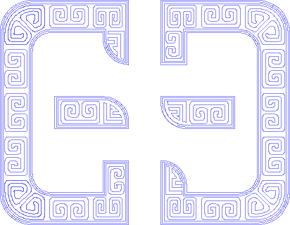LOGO, blue